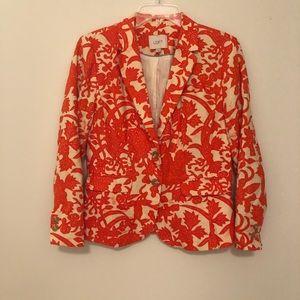 Fun floral blazer PLUS 2 tops!